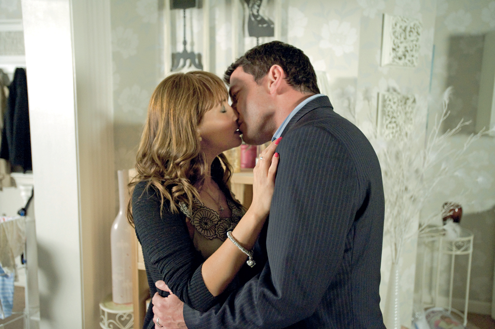 Tony and Maria take it into the bedroom!