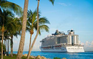Secrets of the Mega Cruise Ship