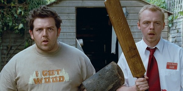 Apparently, Shaun Of The Dead Was Partly Based On Nick Frost