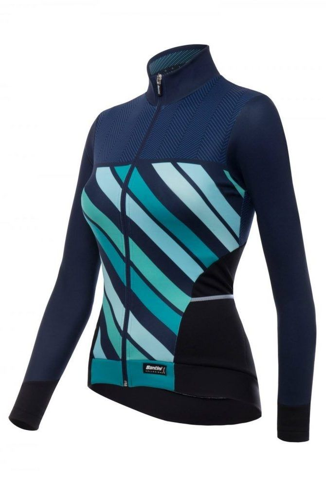 Santini Coral 2.0 long sleeved jersey