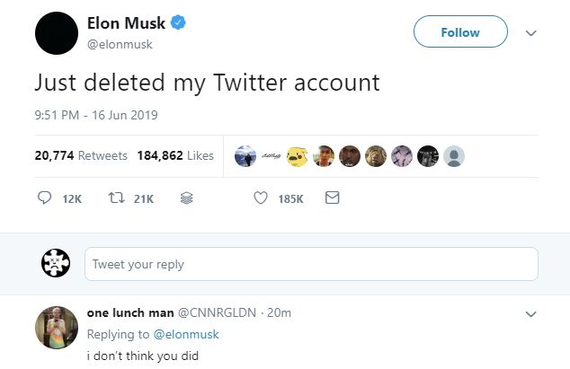 Elon Musk refuses to credit Nier: Automata fan artist for