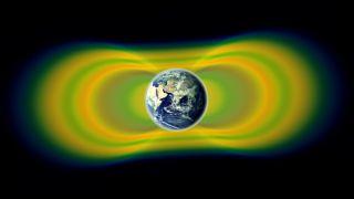 Earth Radiation Belt Discovery NASA