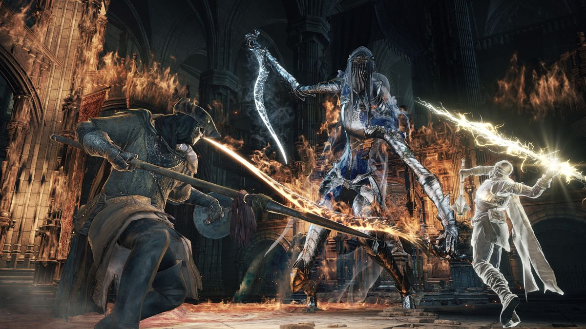 Dark Souls 3 hackers are gifting modded items to unsuspecting