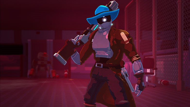 Risk of Rain 2's big Anniversary Update includes a very cool space cowboy