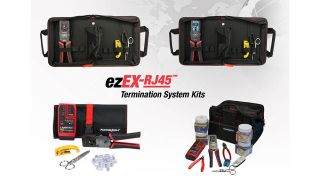 Platinum Tools Ships Four New ezEX-RJ45 Termination Kits