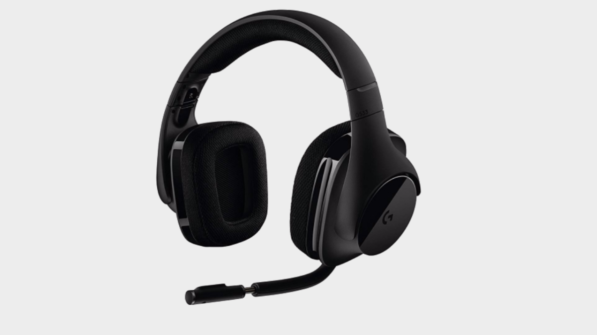 Get the wireless Logitech G533 headset for just $70