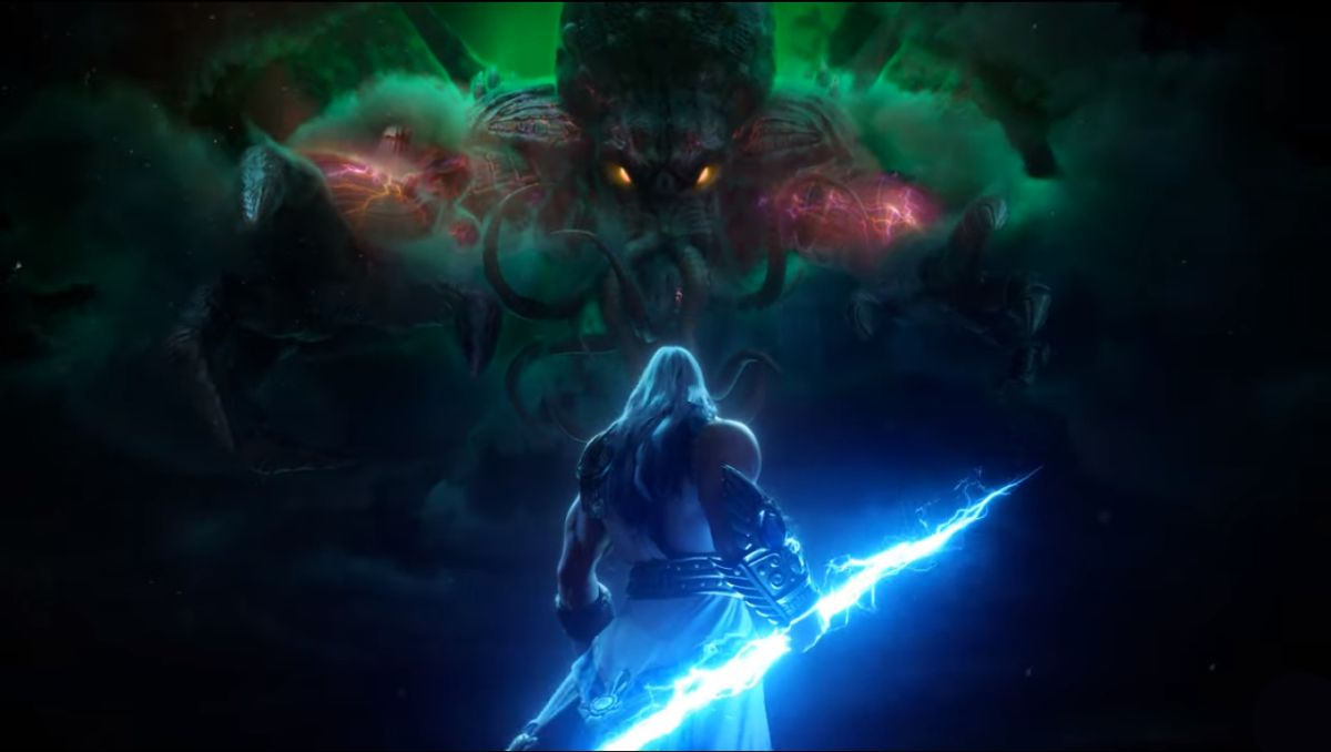 Smite's next god is ol' squidface himself, Cthulhu