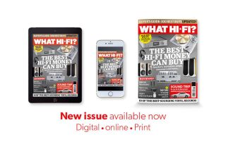 What Hi-Fi? June 2019 issue on sale now
