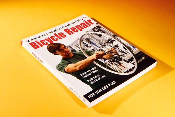 Van Der Plas, bicycle maintenance books