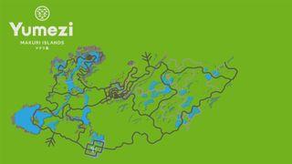 Zwift Yumezi map