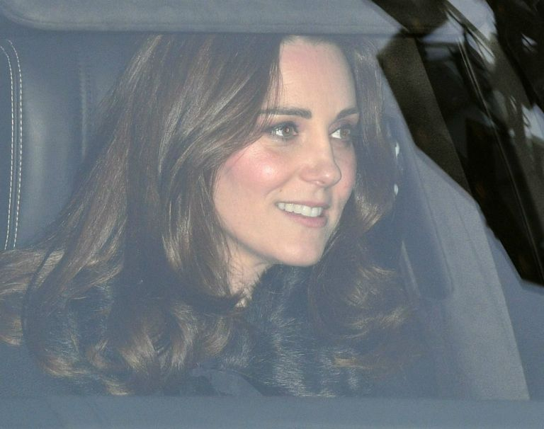 Duchess of Cambridge Buckingham Palace