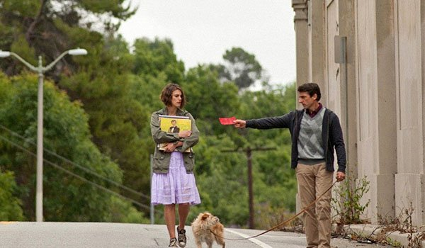 Steve Carell and Keira Knightly in Seeking A Friend For The End Of The World