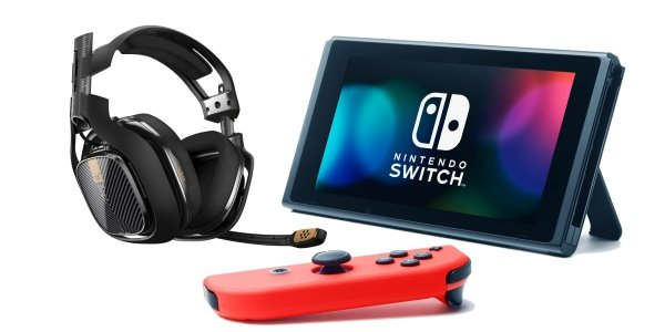 Nintendo Switch A40 Headset