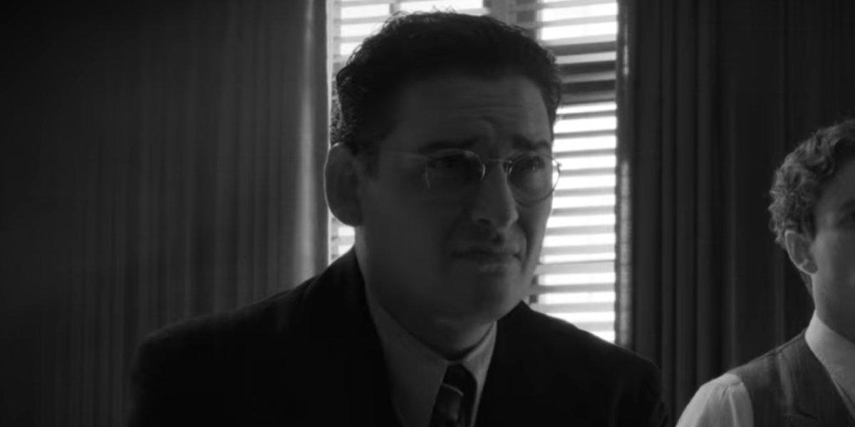 Toby Leonard Moore in Mank