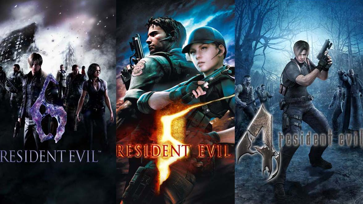 Do It Yourself Home Design: Resident Evil Ranked: Revisiting The Series From Best To