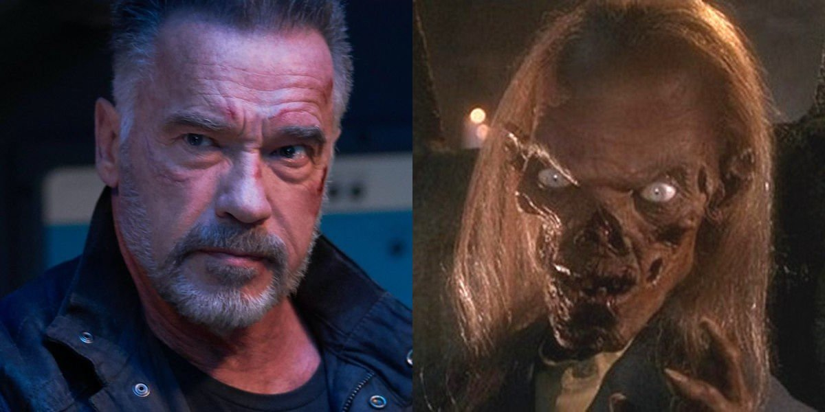 Arnold Schwarzenegger Fondly Recalls That Time He Got Involved With Tales From The Crypt