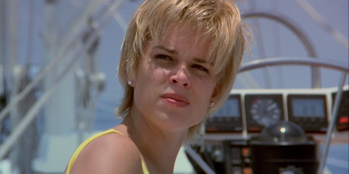 Neve Campbell in Wild Things