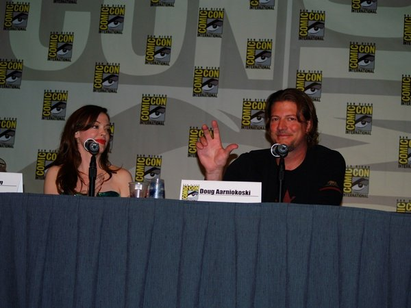 Comic Con: Red Sonja Panel In Detail #199