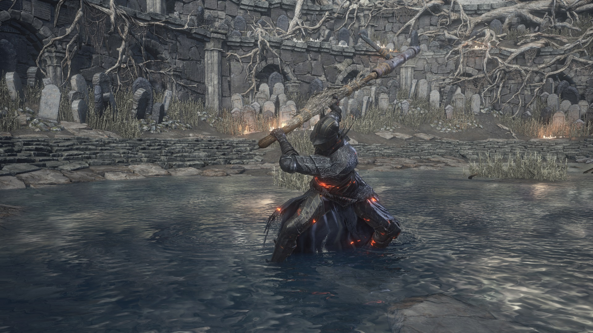 This Dark Souls 3 mod brings Sekiro's weapons and movesets to Lothric