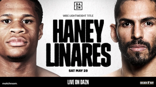 Haney vs Linares live stream: how to watch the boxing on DAZN today, full fight