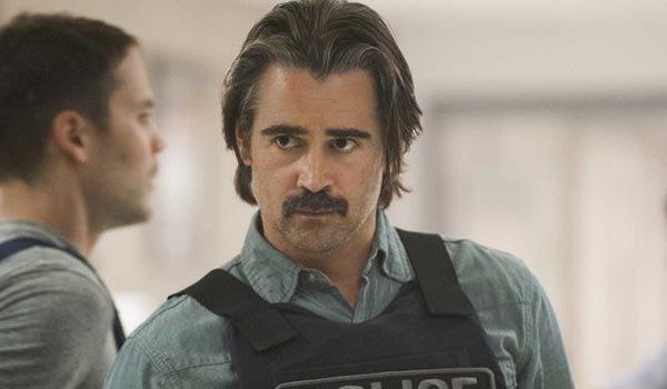 Colin Farrell in True Detective