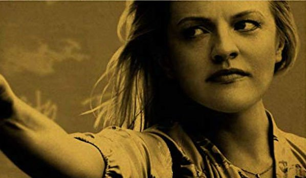 Elisabeth Moss poster The Kitchen