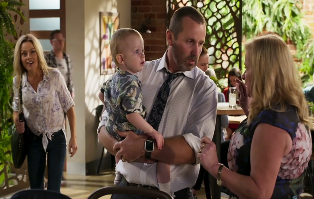 Neighbours, Andrea Somers, Toadie Rebecchi, Sheila Canning