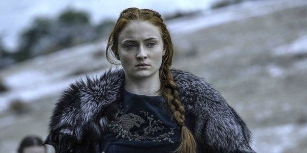 Sansa Stark Game Of Thrones Sophie Turner HBO