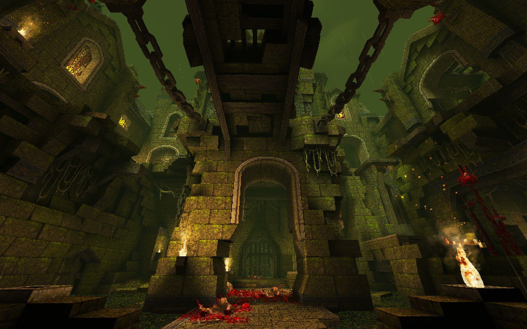 The most ambitious Quake map ever built has just been released in