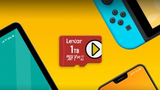 Lexar PLAY microSD UHS-I