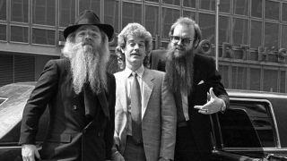 ZZ Top in 1980