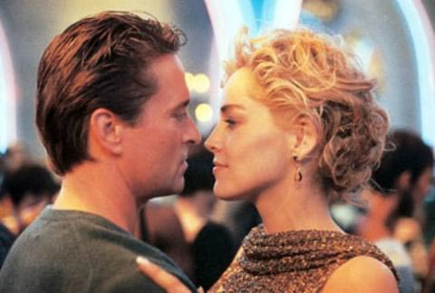 Basic Instinct - Michael Douglas & Sharon Stone
