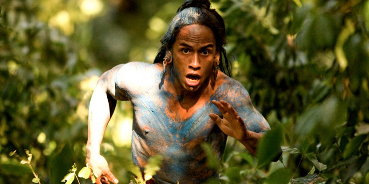Rudy Youngblood in Apocalypto