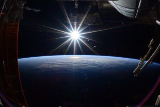 Earth from Space, Seen by Terry Virts