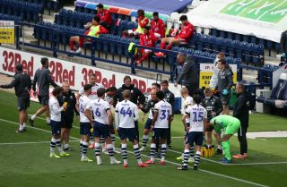 Preston North End v Nottingham Forest – Sky Bet Championship – Deepdale Stadium