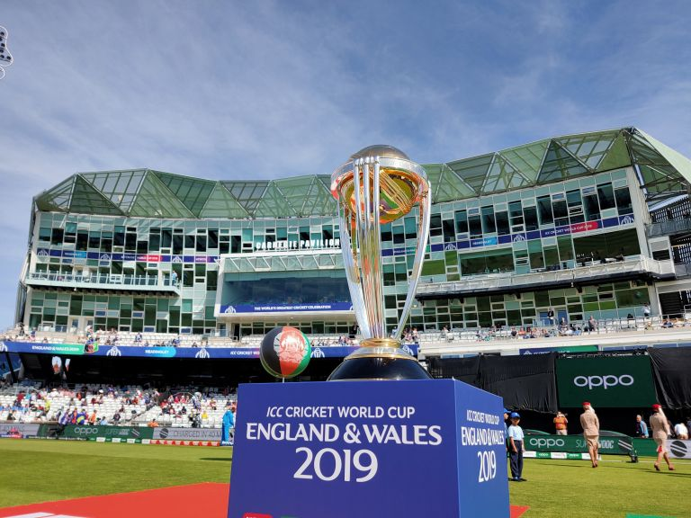 OPPO Reno 5G ICC Cricket World Cup 2019