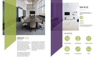 CCS Presentation Systems Catalog