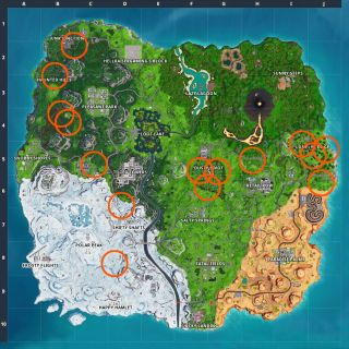 Where to find Fortnite Mushrooms and how to consume them