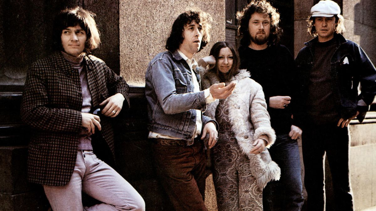 Early Pentangle albums get deluxe heavyweight vinyl reissues