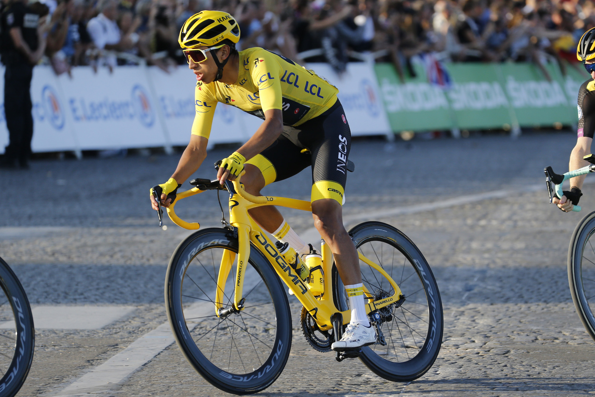 Tour de France bikes: winning bikes from the last seven years