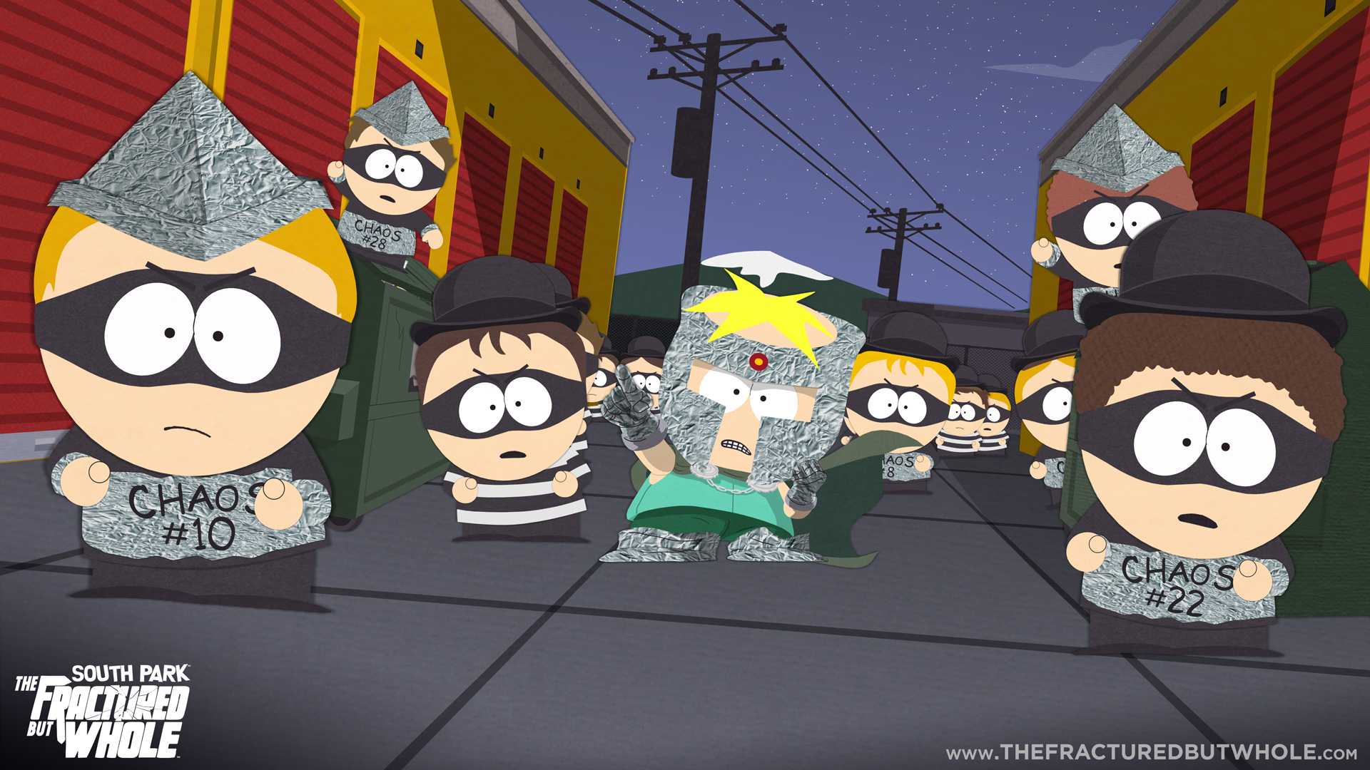 South Park: The Fractured But Whole Is Stick Of Truth Sequel #32864