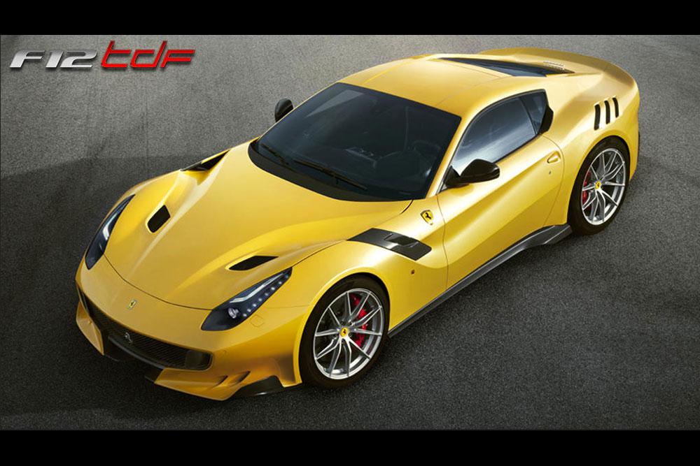 Ferrari releases Tour de France edition sports car - but it's not quite what you think