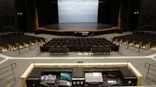 High School Auditorium Gets Major AV Update