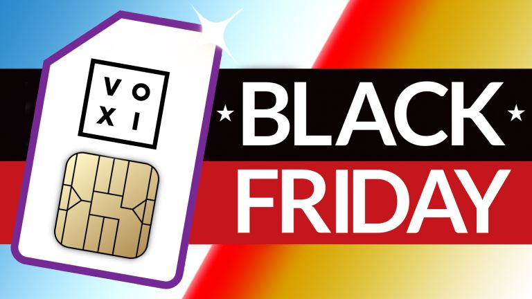 SIM only deal Voxi Black Friday