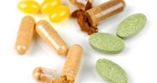 herbal, vitamins