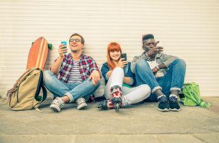 social media, teens