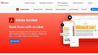 Download Acrobat - Adobe Acrobat's homepage
