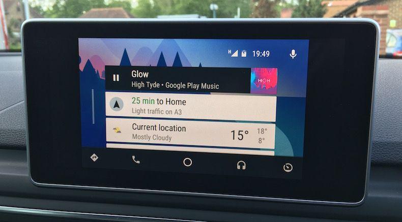 Android Auto Suomi Päivitys