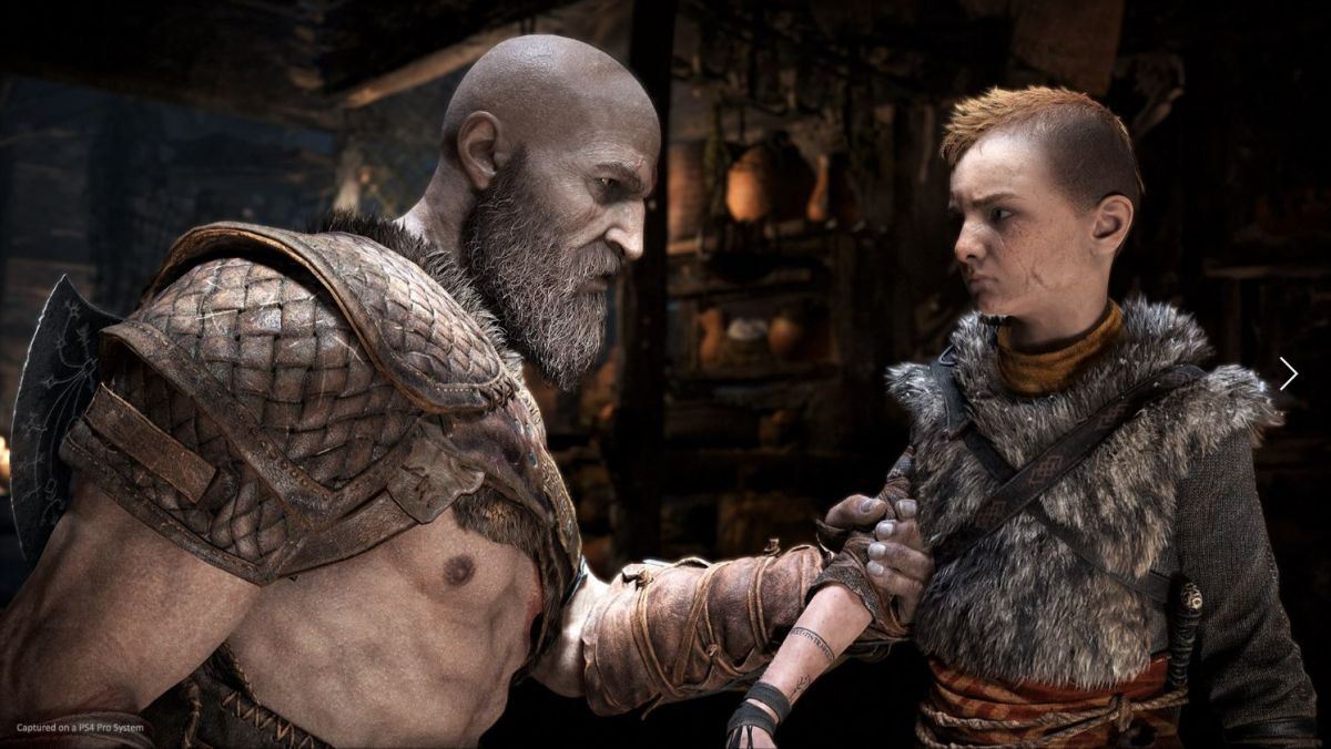 Prepare for all the feels with this God of War review reaction video from Cory Barlog
