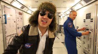 NASA Johnson Space Center Gangnam Style Parody
